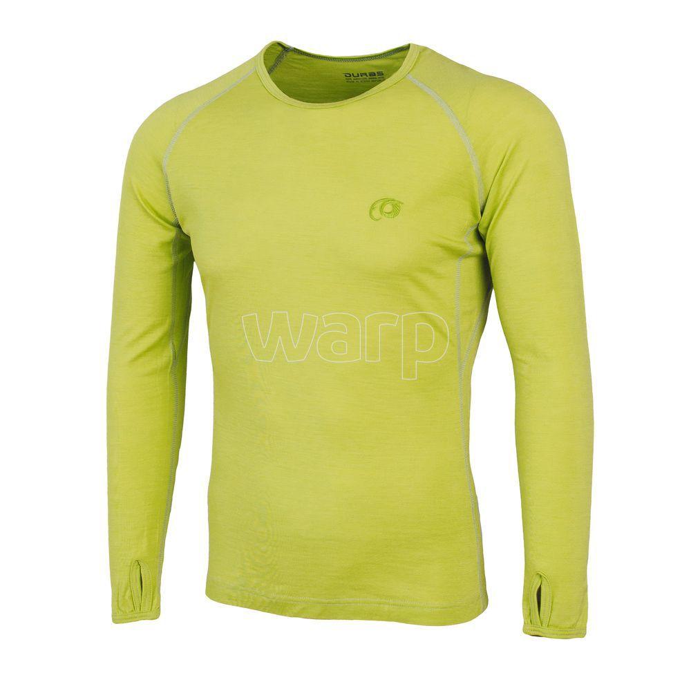 157c05bb51c7 Duras Romana triko dlouhý rukáv světle zelené