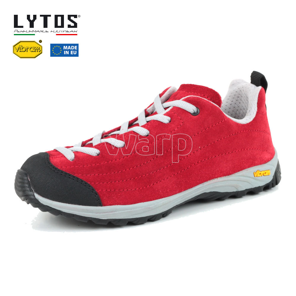 e730fb7159b Lytos Florians Kid red obuv dětská vycházková