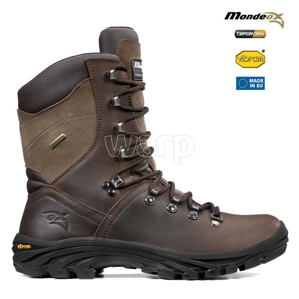 6420cf72bf8 Mondeox Hunter OX7 TeporDry brown