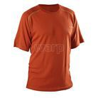 Afaras triko panske oranzove kratky rukav
