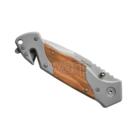 Baladeo ECO200 Rescue záchranářský nůž, olivová rukoje - 2