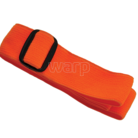 Baladeo PLR453 elastický pásek pro čelovku Orkanger, oranžový - 1