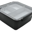 Baladeo PLR509 Nagoya krabička na jídlo, šedá -