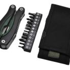 Baladeo TEM017 Locker multifunkční nástroj zelený - 2