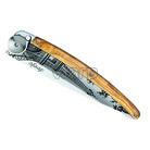 Deejo 1AB101 Tattoo Mirror 37g, olive wood, Eiffel Tower - 2