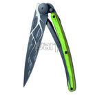 Deejo 1GB147 Black tattoo 37g, green beech, Tree - 1