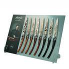 Deejo DEE052 stojan plexi na 8ks kapesních nožů Deejo 37g - 2