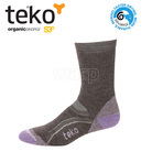Teko 3333s S3O Midweight Hiking women brown/lila
