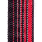 Tobby kšandy 36 mm pro dospělé - red stripe - 3;