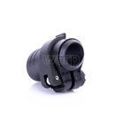 Warp flip-lock mechanismus FL-17 black alu wing,black reel, 16mm - 1