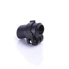 Warp flip-lock mechanismus FL-17 black-black, 18mm