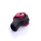 Warp flip-lock mechanismus FL-17 black-red alu, 14mm - 4