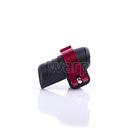 Warp flip-lock mechanismus FL-17 black-red alu, 16mm - 2