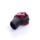 Warp flip-lock mechanismus FL-17 black-red alu, 16mm - 4
