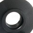 WARP talířek pro NW černý/plast průměr 38mm vnitřní závit