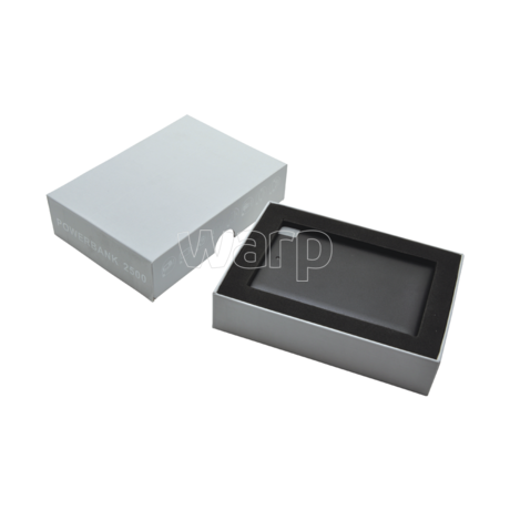 Baladeo PLR917 -  P2500 powerbanka černá - 3