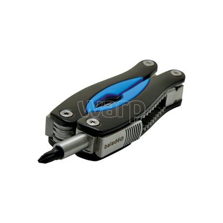 Baladeo TEM060 Locker multifunkční nástroj modrý - 4