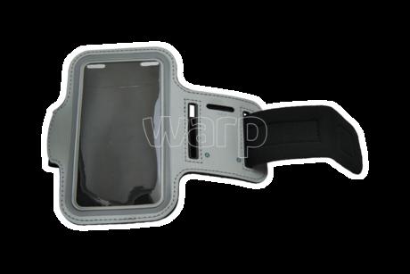 Baladeo TRA068 Trail sportovní náramek pro mobil, šedý - 3