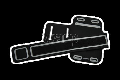 Baladeo TRA068 Trail sportovní náramek pro mobil, šedý - 5