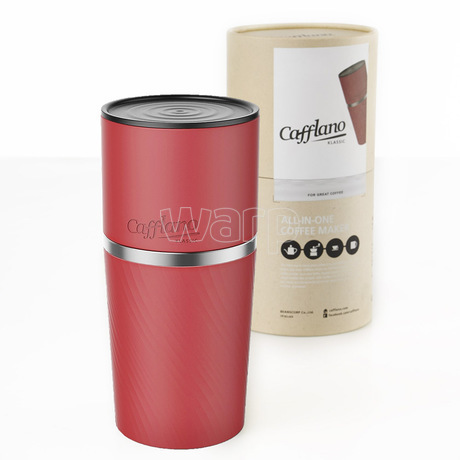 Cafflano Klassic red  - 4