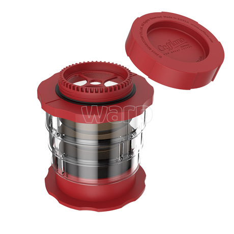 Cafflano Kompakt red - 2