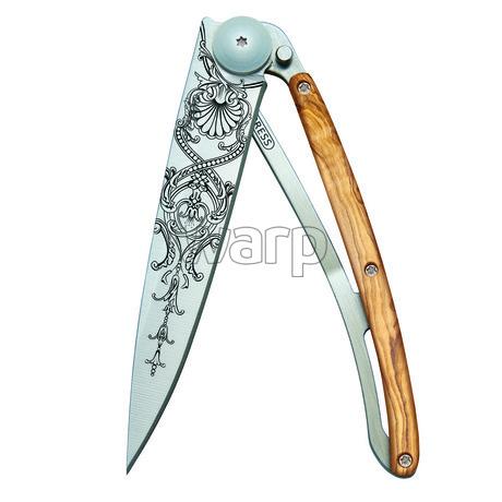 Deejo 1CB059 Tattoo 37g, olive wood, Versailles 1