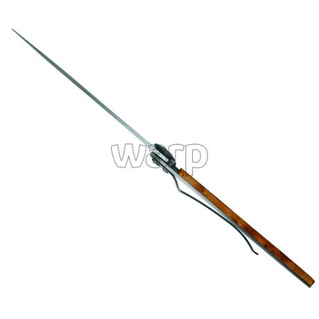 Deejo 1CBG54 titan 37g juniper, ultralehký nůž pro leváky, Terra Incognita - 3