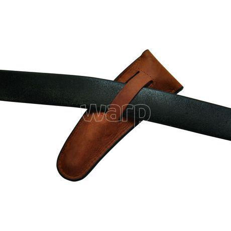 Deejo DEE504 kožené pouzdro pro nože 37g, natural - 4