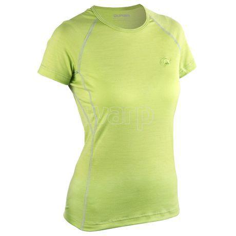 Duras Jana tričko krátký rukáv světle zelené