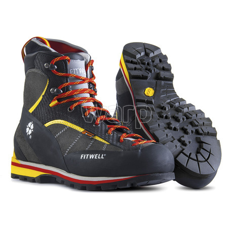 Fitwell Big Wall Rock F4030/1 eVent Anthracite - 0