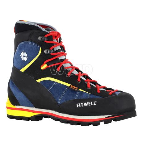 Fitwell Big Wall Rock F4030/4 eVent Bluette - 4