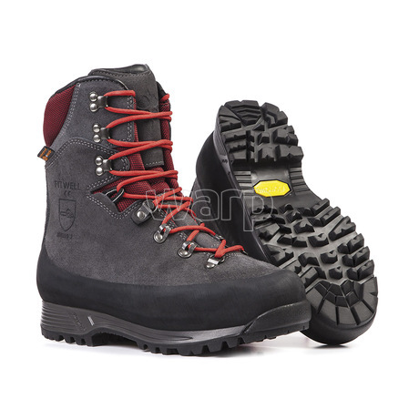 Fitwell Woodmaster anthracite - 0