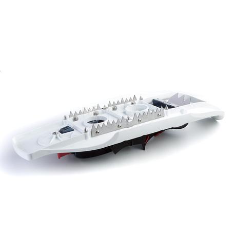 FTX CX750 bianco zespodu