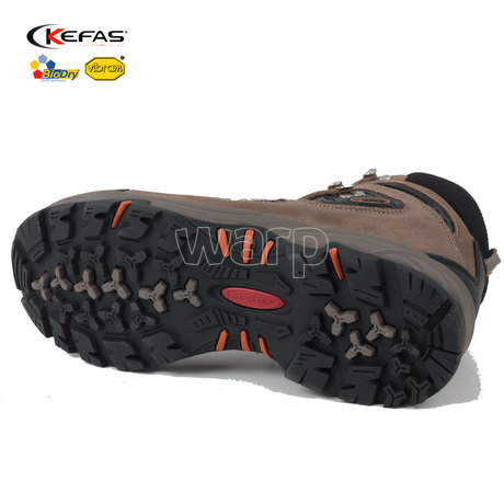 Kefas Nasca sand-mud outsole