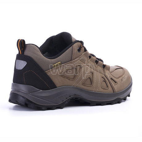 Lytos Stratus low 4 tortora nubuck WP - 2