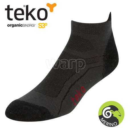Teko 3301 SIN3RGI Light Low men moonshadow/charcoal