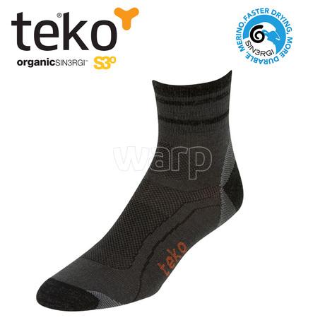 Teko 3305 S3O Ultralight Minicrew men moonshadow-charcoal