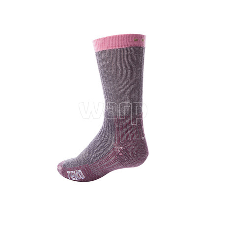 Teko 9944 MERINO.XC Midweight Hiking women cranberry 1