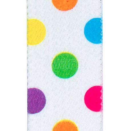 Tobby kšandy 30mm/80cm pro děti - big dots color 3