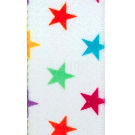 Tobby kšandy 30mm/80cm pro děti - big stars color 3