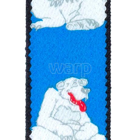 Tobby kšandy 30mm/80cm pro děti - polar bear 3