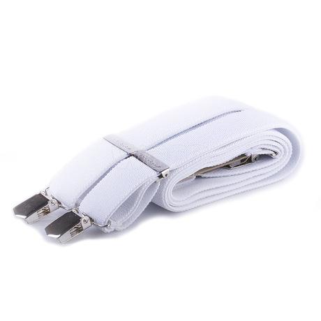Tobby kšandy 36 mm pro dospělé - 000 white