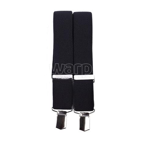 Tobby kšandy 36 mm pro dospělé - 8000 black - 2