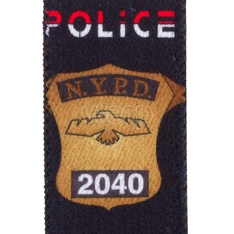 Tobby kšandy 36 mm pro dospělé - NYPD 3