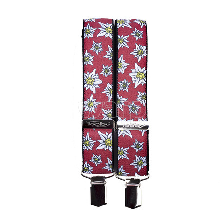 Tobby kšandy 36 mm pro dospělé - red alps - 1