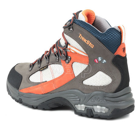 Treksta IST Mountain Spirit GTX man anthracite-orange - 2