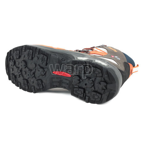 Treksta IST Mountain Spirit GTX man anthracite-orange - 3