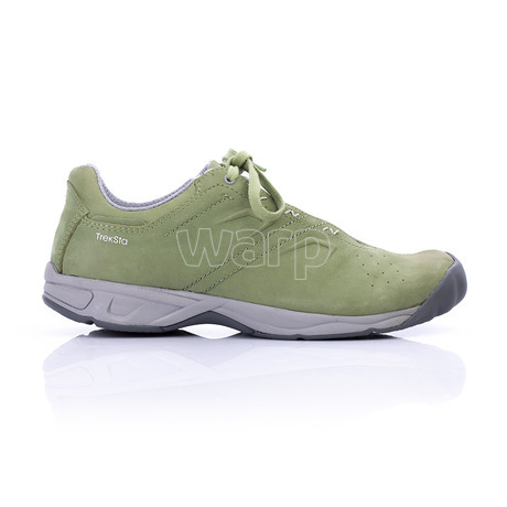 Treksta Station woman grey/turtle green - 2