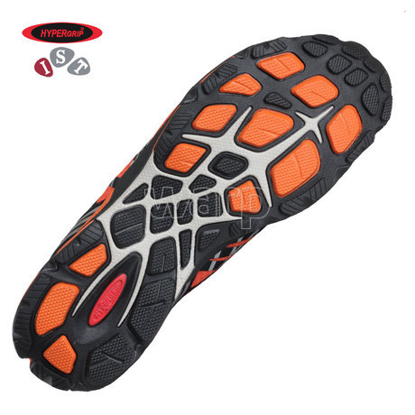 Treksta Sync GTX women black-orange outsole