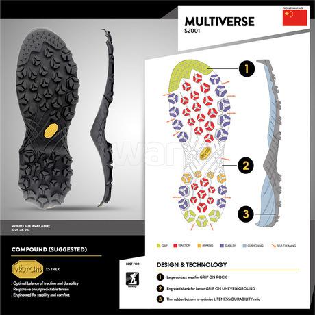 Vibram Multiverse